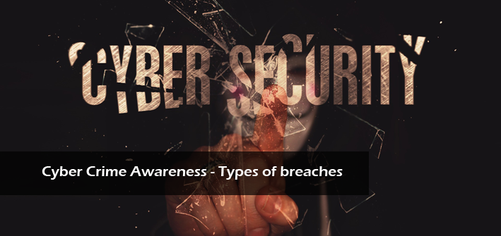 Cyber Crime Awareness Types Of Breaches